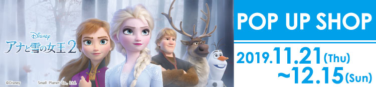 アナと雪の女王SSDバナー